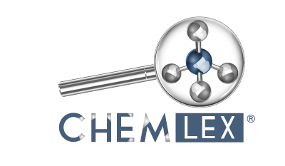 CHEMLEX – kompleksowe usługi doradcze z zakresu legislacji chemicznej i środowiskowej. Logo